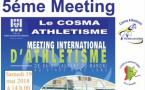 Le 19 mai, ne ratez pas le meeting international d'athlétisme de Saint-Laurent !