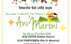 Vacances 2018 : activités éducatives avec Ani'Maroni