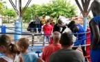 Fête patronale : démonstration de boxe anglaise