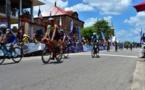 Arrivée à Saint-Laurent du Maroni du Tour de Guyane : victoire de Thierry RAGOT