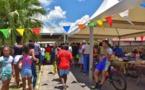 Vif succès pour l'espace animations du Tour de Guyane