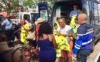 [Sécurité routière] : retour en images sur l'opération de sensibilisation de ce samedi