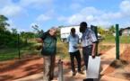 [Amélioration du cadre de vie] : installation de nouvelles pompes à motricité humaine aux villages Sparouine et Bastien