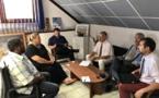 [Développement du territoire] : réunion de travail avec la délégation interministérielle sur les enjeux socio-économiques et environnementaux des grands projets miniers de Guyane