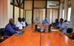 [Faire-ensemble] : Madame le maire rencontre les chefs coutumiers bushinenge de Saint-Laurent