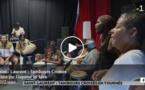 [Culture] : Tambours croisés en résidence au Camp de la Transportation