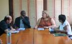 [Projet d'implantation de l'Université dans l'Ouest guyanais] : deuxième réunion du comité de pilotage de l'étude de faisabilité