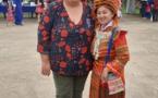 [Festivités] : Sophie CHARLES participe au nouvel an Hmong à Javouhey