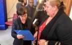 [Logement] : la Ville de Saint-Laurent propose une solution innovante à Annick GIRARDIN, ministre des outre-mers, pour résorber l'habitat spontané