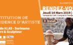 [Rendez-Vous du Patrimoine] : Restitution de la résidence de Rinaldo KLAS