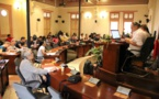 [Jeunesse] : Madame le maire participe à la conférence-débat sur l'adolescence