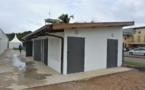 [Travaux] : construction d'un bâtiment annexe au chapiteau municipal