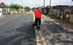 [TRAVAUX] : travaux de voirie en cours au lotissement des Sables Blancs