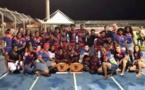 [Nos jeunes ont du talent] : double titre de champion de Guyane pour le COSMA RUGBY
