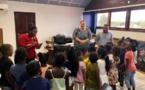 [Citoyenneté] : les élèves de l'école du village Pierre découvrent le fonctionnement de la collectivité