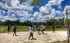 [Bougez avec Saint-Laurent] : retour en images sur le tournoi de volley-ball organisé au village Pierre !