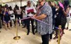 [Saint-Laurent du Maroni - Fête patronale spécial 70 ans] : inauguration de la nouvelle station d'épuration de Saint-Laurent