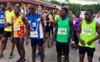 [Saint-Laurent du Maroni - Fête patronale spécial 70 ans ] : mini-marathon