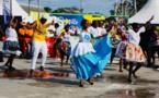 [Saint-Laurent du Maroni - Fête patronale spéciale 70 ans ] : la Place des Fêtes vit au rythme de la danse et des chants bèlè