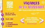 [Accueils de loisirs] : inscrivez vos enfants à l'ALSH des vacances de la Toussaint !