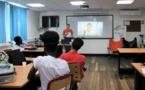 [Culture / FIFAC] : Le Youtubeur saint-laurentais #DocSeven rencontre les étudiants du BTS Communication de Saint-Laurent du Maroni