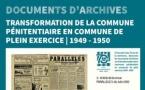 """[Patrimoine] : série """"Au cœur des archives"""" - Volet 2"""