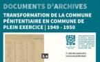 """[Patrimoine] : série """"Au cœur des archives"""" - Volet 3"""