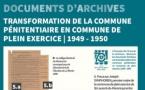 """[Patrimoine] : série """"Au cœur des archives"""" - Volet 5"""