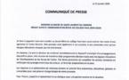 [Communiqué] : Réaction de Madame le maire de Saint-Laurent du Maroni suite à l'agression de l'élève du collège Paul Jean-Louis