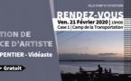 [Rendez-vous du patrimoine] : restitution de résidence de l'artiste Ophélie CARPENTIER