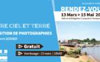 """[Exposition] : """"Entre ciel et terre"""" de Jean-Pierre SERVIER"""