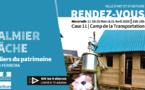 [Ateliers du patrimoine] : « Palmier bâche » avec Edson Ferreira