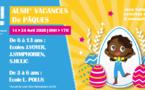 [Accueils de loisirs] : Ouverture des inscriptions à l'ALSH des vacances de Pâques !