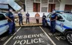 [Prévention] : la commune équipe ses services des visières de protection fabriquées par le Fablab de Saint-Laurent du maroni