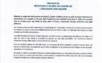 [#communiqué] : travaux de réfection et de mise en lumière de l'esplanade Jean BAUDIN
