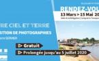 """[#exposition] : l'exposition 'Entre Ciel et Terre"""" de Jean-Pierre SERVIER est prolongée jusqu'au 05 juillet"""