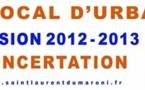 2ème réunion publique d'information sur le PLU