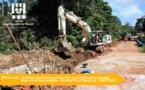 [#Travaux] : les projets d'aménagement menés par la commune mis à l'honneur dans France Guyane