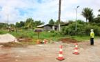 #Voiries : Les travaux ont commencé au village de Terre Rouge