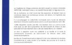 #Communiqué : Condoléances de Madame Sophie CHARLES, Maire de Saint-Laurent du Maroni et de l'ensemble du conseil municipal à la famille et aux proches de Monsieur Anakaba Antonisie