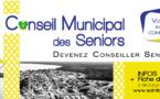 #Viedelacommune : Rejoignez le Conseil Municipal des seniors