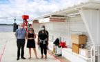 #Solidarité : Don de matériel médical et sanitaire à Paramaribo