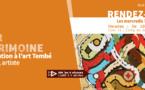 #Atelier du patrimoine : Initiez vous à l'art Tembé avec Franky Amété