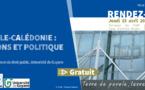 """#Jeudidupatrimoine : Conférence """"La Nouvelle-Calédonie : Institutions et Politique"""" le jeudi 15 avril"""