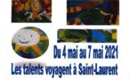 """#Exposition: """"Talents du Spectre Artistique"""" avec l'ADAPEI"""