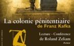 Conférence des Jeudis du patrimoine : La colonie Pénitentiaire de Franz Kafka