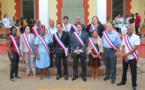 Election des 12 adjoints de la ville