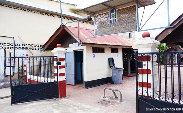 Amélioration du cadre de vie à Saint-laurent : la municipalité met en place deux toilettes publiques en ville