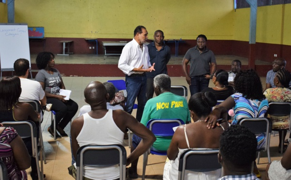 NPNRU : lancement du conseil citoyen de la Charbonnière