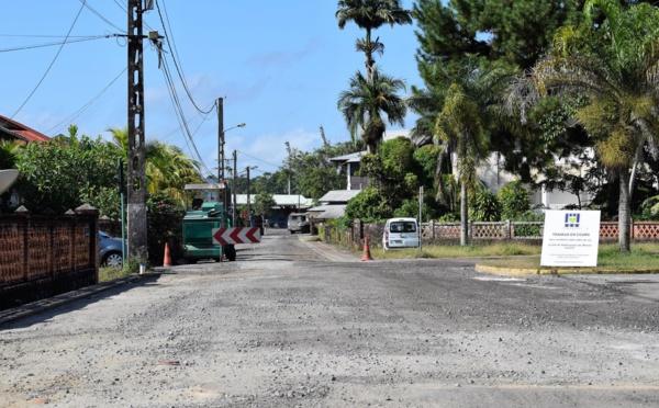 La Ville investit dans les travaux de voierie